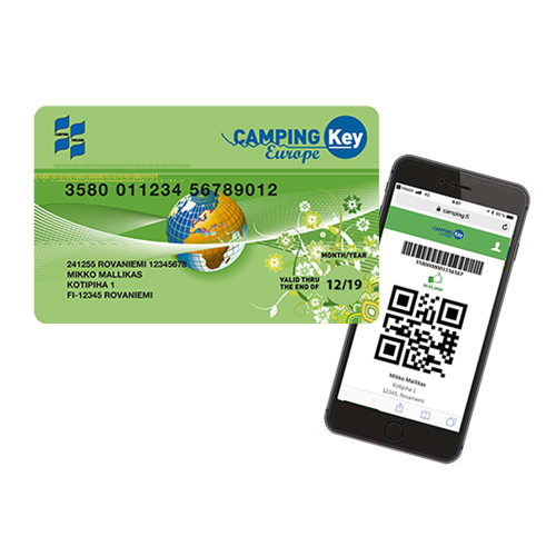 CKE card and mobile CKE card
